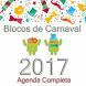 Blocos de Rua Carnaval Android by Roberto Burgos Junior