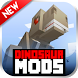 Dinosaur Mods For MCPE by JuthaSoftware