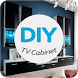 DIY TV Cabinet by Pani Acharya Develop