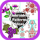 Embroidery Pattern Design by Siyem Apps