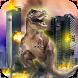 Dinosaur City Mayhem: crash city as Jurassic dino! by Wild Animals World