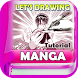 Learn Drawing Manga Step by Step Tutorial by Hasyim Developer