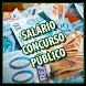 Salários Concursos Públicos by Legap Engenharia de Sistemas