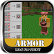 Armor MODS For MC:PE by CPGameAPP