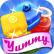 Yummy Crush Candy - Match 3 with Gummy Candies by linclink