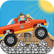Cowboy Monster Truck by mobaapp