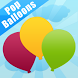 Pop Balloons by Softdiv Software Sdn Bhd