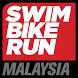 Swim Bike Run MY by NewLeaf