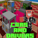 Cars and Drives Mod Minecraft by Dniprouaappsinc