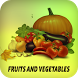 Fruits and Vegetables by red apps 15
