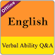 Verbal Ability Reasoning Q & A by Aqua Infomedia