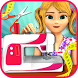 Girl Tailor Boutique by Happy Baby Games - Free Preschool Educational Apps