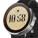 Watch Face Wood by Rabbit Design