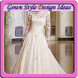 Gown Style Design Ideas