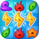 Charms of Zeus - Free Match 3 Puzzle Game by Matchicard Games