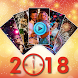 2018 New Year Video Maker HD by Creta Mobile Apps