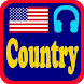 USA Country Radio Stations by Worldwide Radio Stations