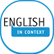 Learn English in context by English in context