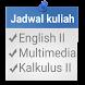 Jadwal Kuliah by Efone Mobile