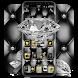 Black & Diamond Theme by Best Cool Theme Dreamer