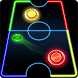 Glow Air Hockey by Play365