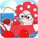 fishing Saltwater&Red mushroom by MooTeam