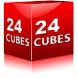 24 Cubes