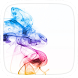 Colourful Smoke Theme by Heartful Theme