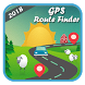 GPS ROUTE FINDER/NAVIGATOR by Dcodino