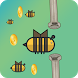 Flappy Bee - Free Bird game by Advanced App Studio