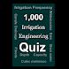 Irrigation Engineering Quiz