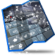 Our galaxy Keyboard Design by Cool emojis themes