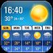 Live Weather Forecast Widget by