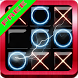 Tic Tac Toe Cyber for Children by Flower Power Games