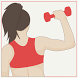 Female Ftness - Home Workout by Home Fitness