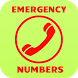 Emergency Numbers India by Islet Developers