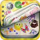 My Sticker Photo Booth App by Cute Girly Apps