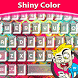 A.I. Type Shiny Color א by AI Type Themes