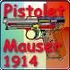 Pistolet Mauser 1914 expliqué by Gerard Henrotin - HLebooks.com