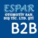 Espar Otomotiv B2B by NoktaBarkod