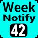 Week Number in status bar by Stephan Martin