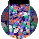 Colorful Skins: Color Painting Feathers Theme HD by Cool Theme Workshop