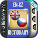 English Czech Dictionary by Julia Dictionary Inc