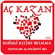 AçKazan Resimli Kelime Bulmaca by 6th Pro