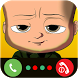 Fake Call From Baby Boss - Prank Call by Calls Developer
