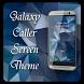 Galaxy X Caller Screen by Club 99