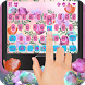 Colorful Flower Keyboard Theme by Fancy Theme for Android keyboard