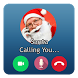 Video Call Prank Talking Santa