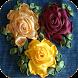 ribbon embroidery tutorials by Danikoda