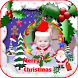 Merry Christmas Photo Frames : Add Text & Stickers